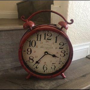 Farmhouse Clock Home Decor